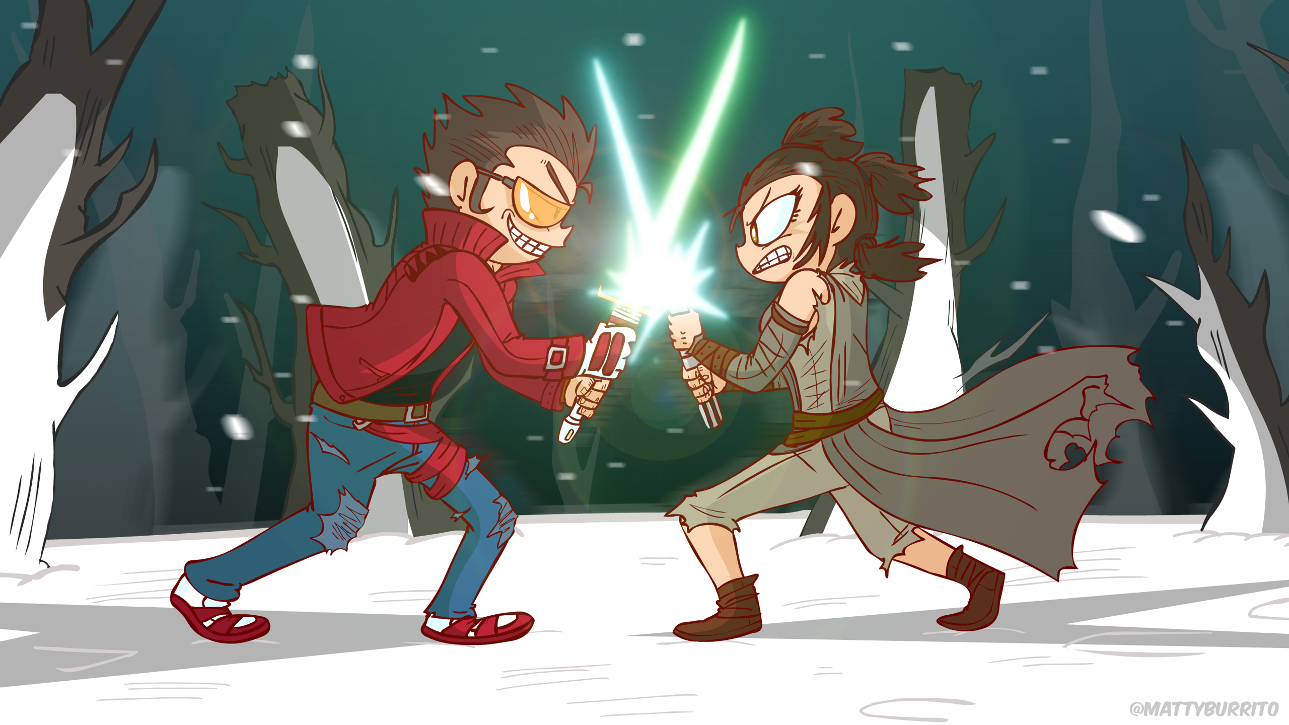 """""""No More Jedi"""""""