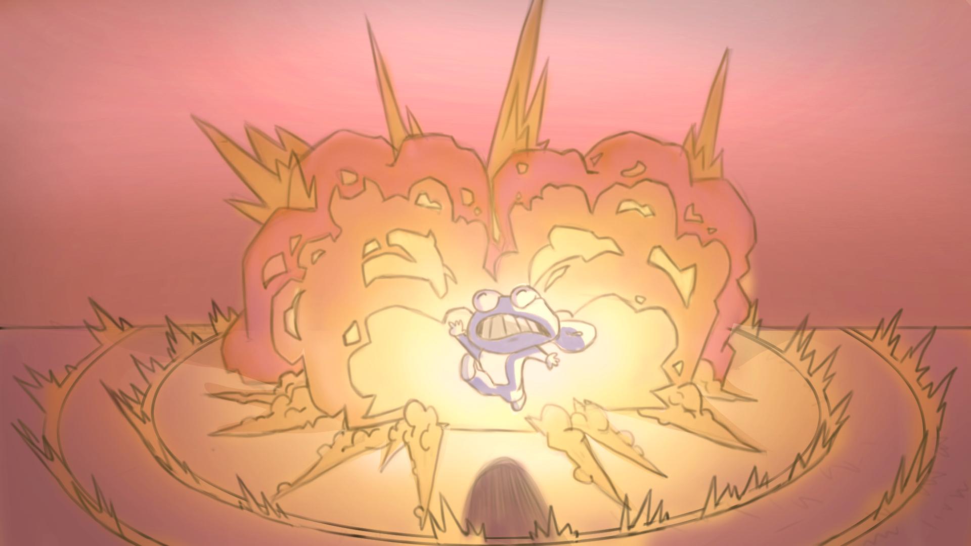 neo explosion