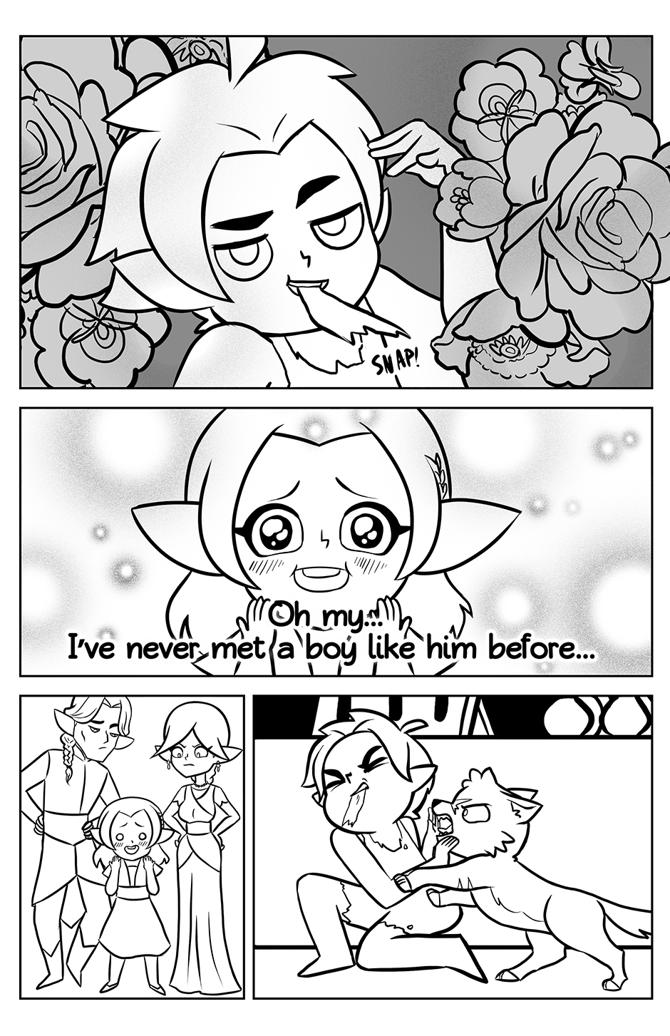 First Love - Page 6