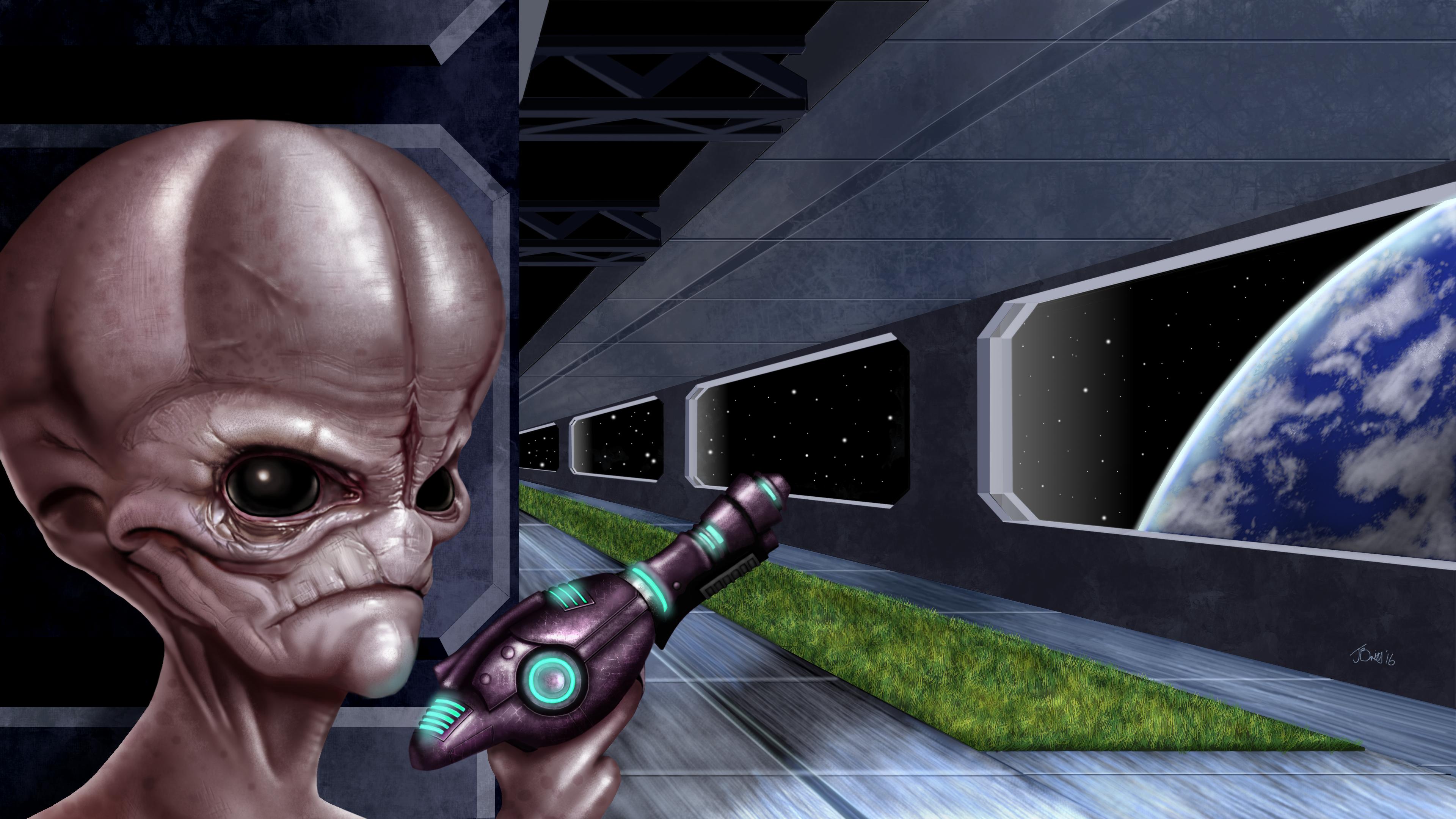 Extraterrestrial Killer