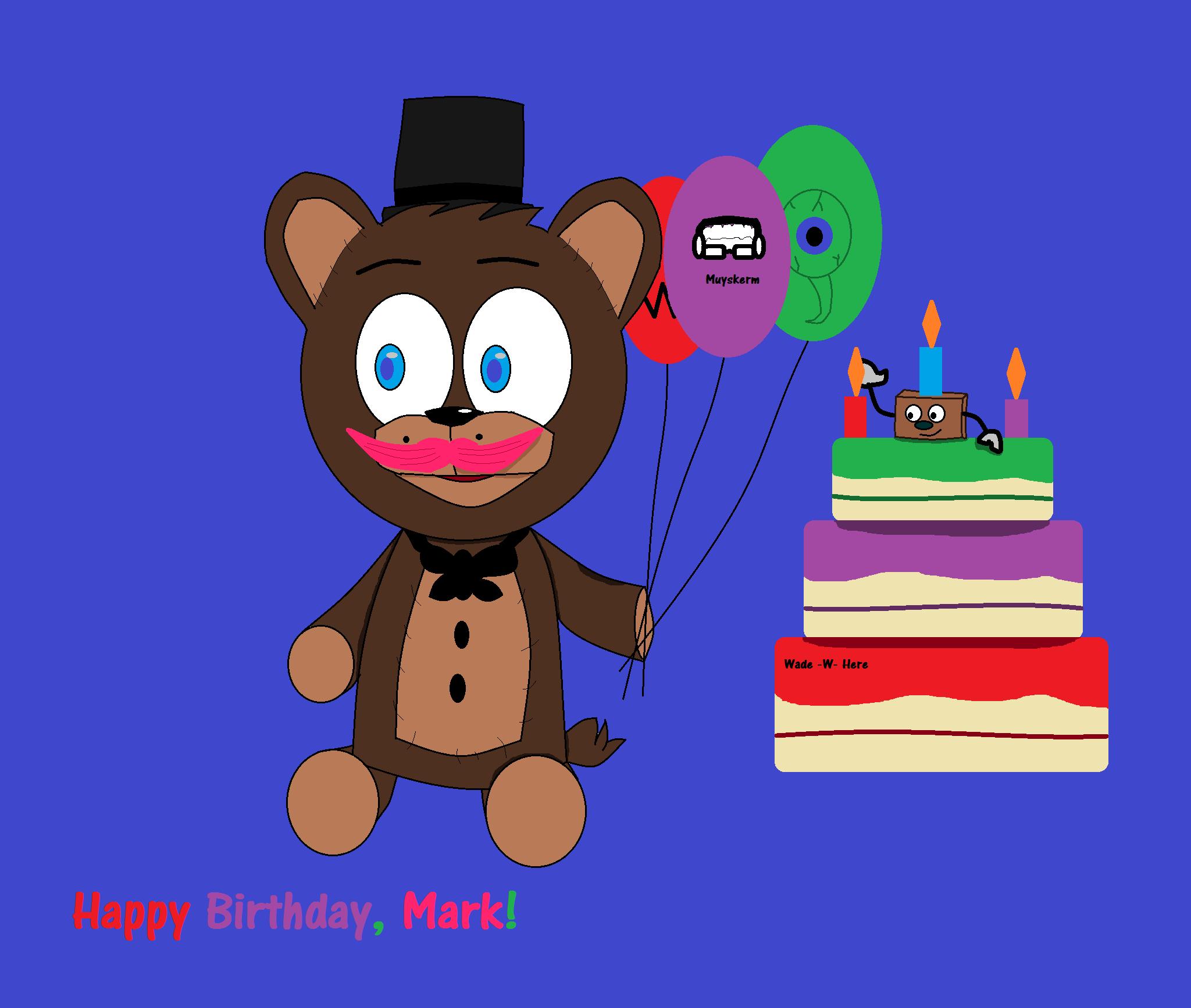 Marks Birthday