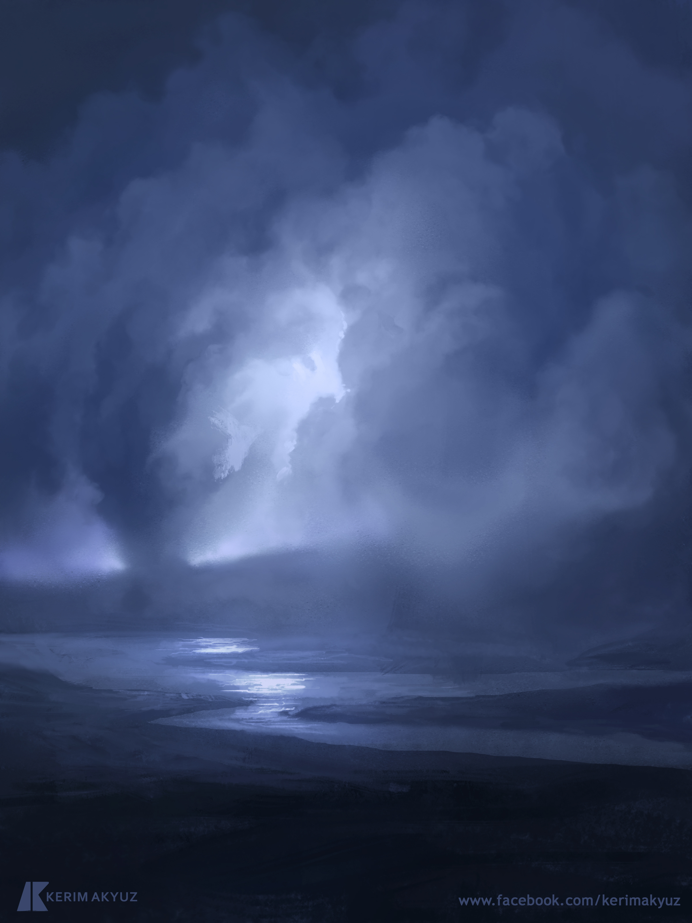 Daily Imagination #300 - Storm