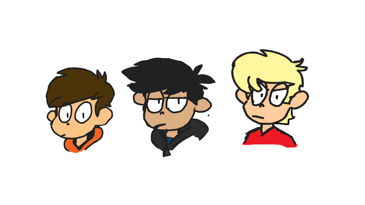 Designs (Ryan Falak and Archie)