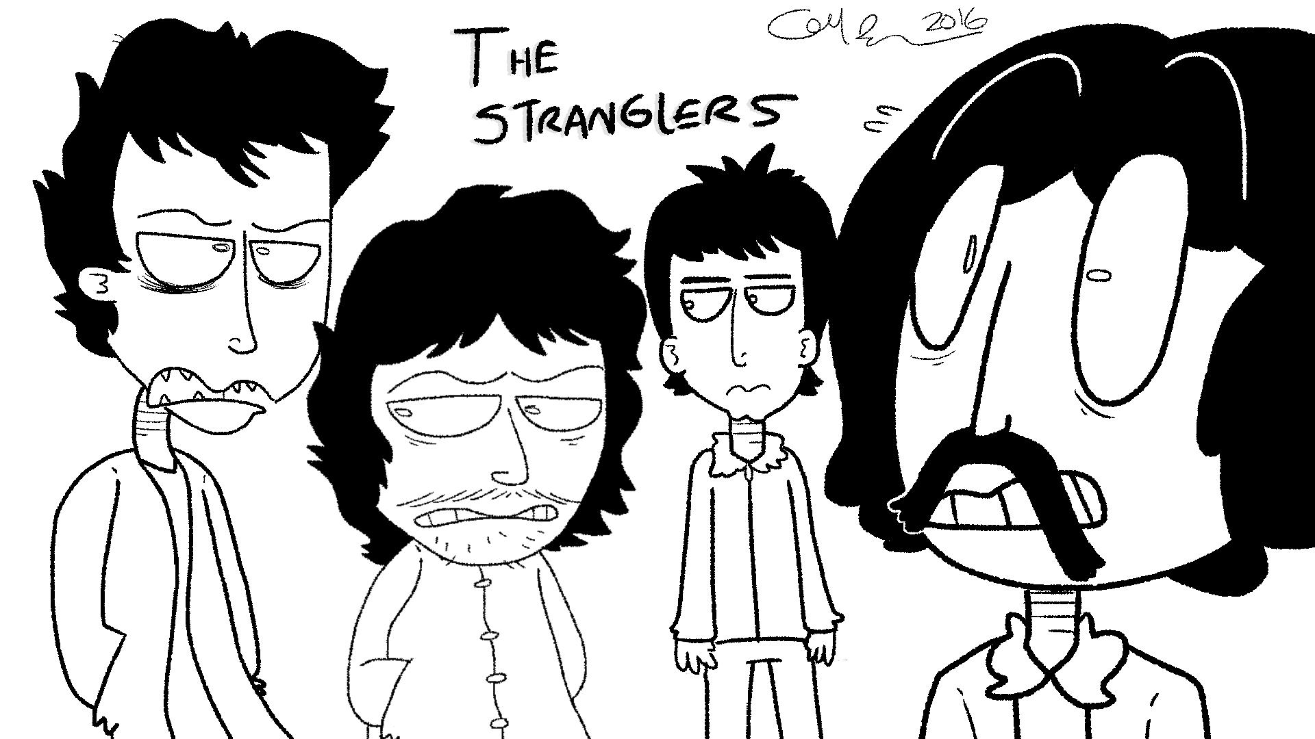 The Tattle Tale Stranglers