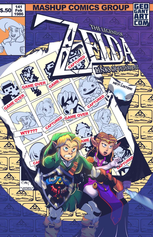 The Legend of Zelda: Links of Future Past