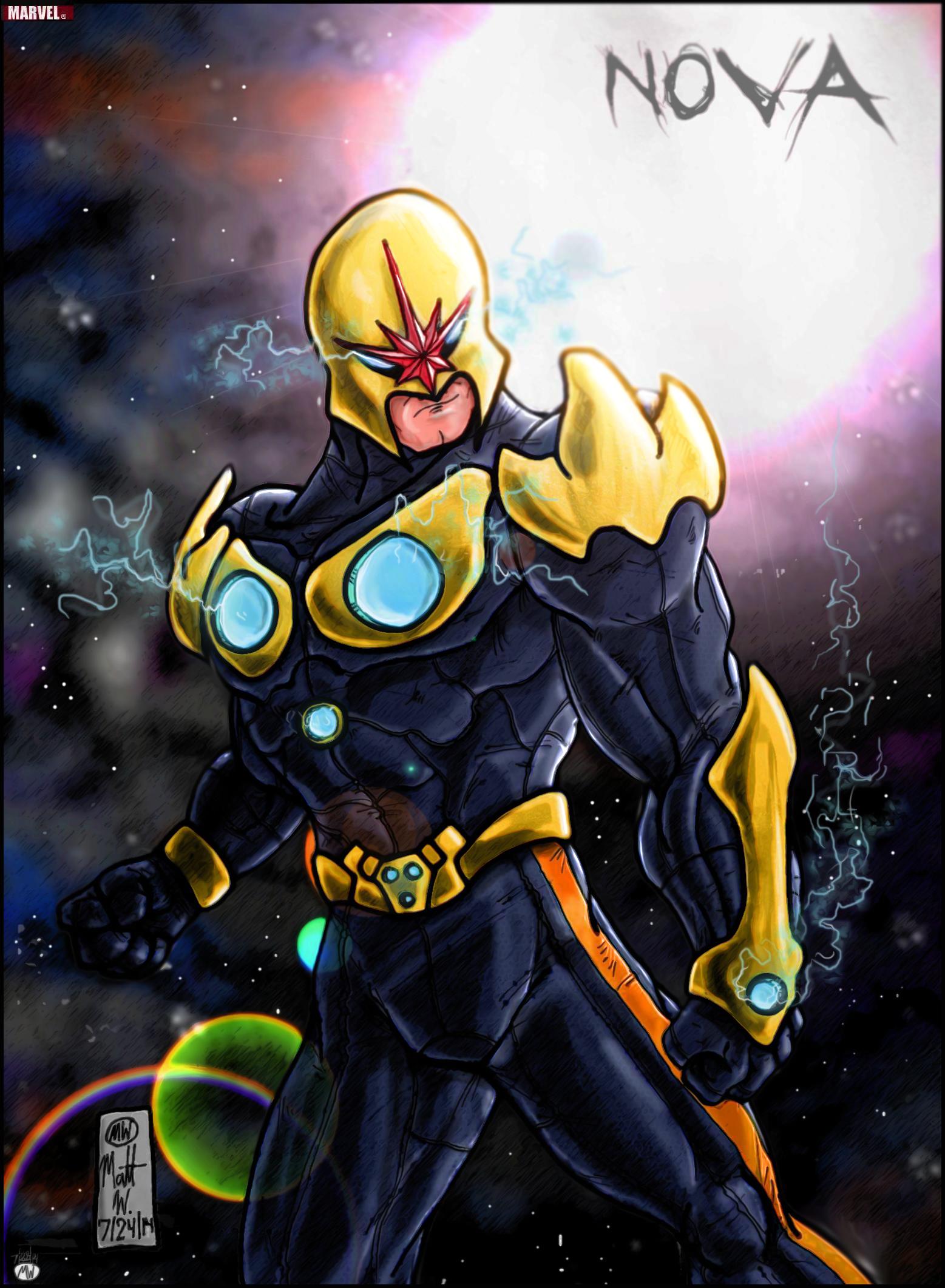 Nova Prime!