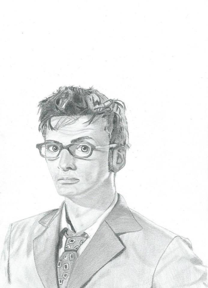 David Tennant aka The Tenth Doctor