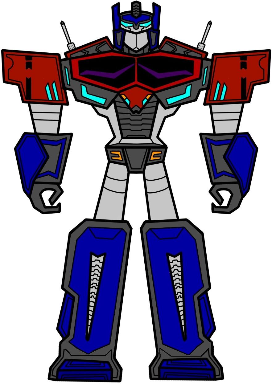 Transformers Elite Optimus Prime