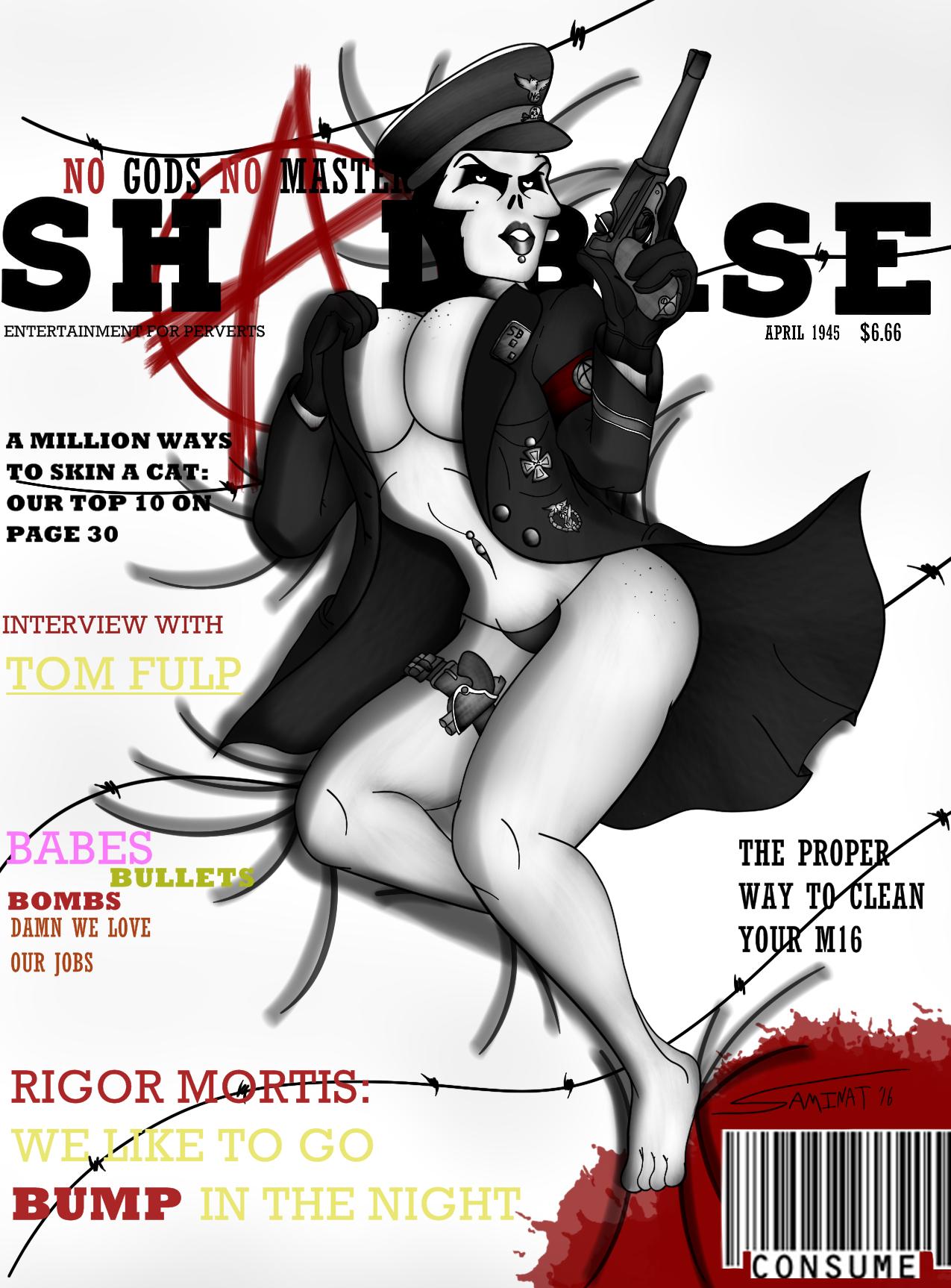Shadbase Magazine