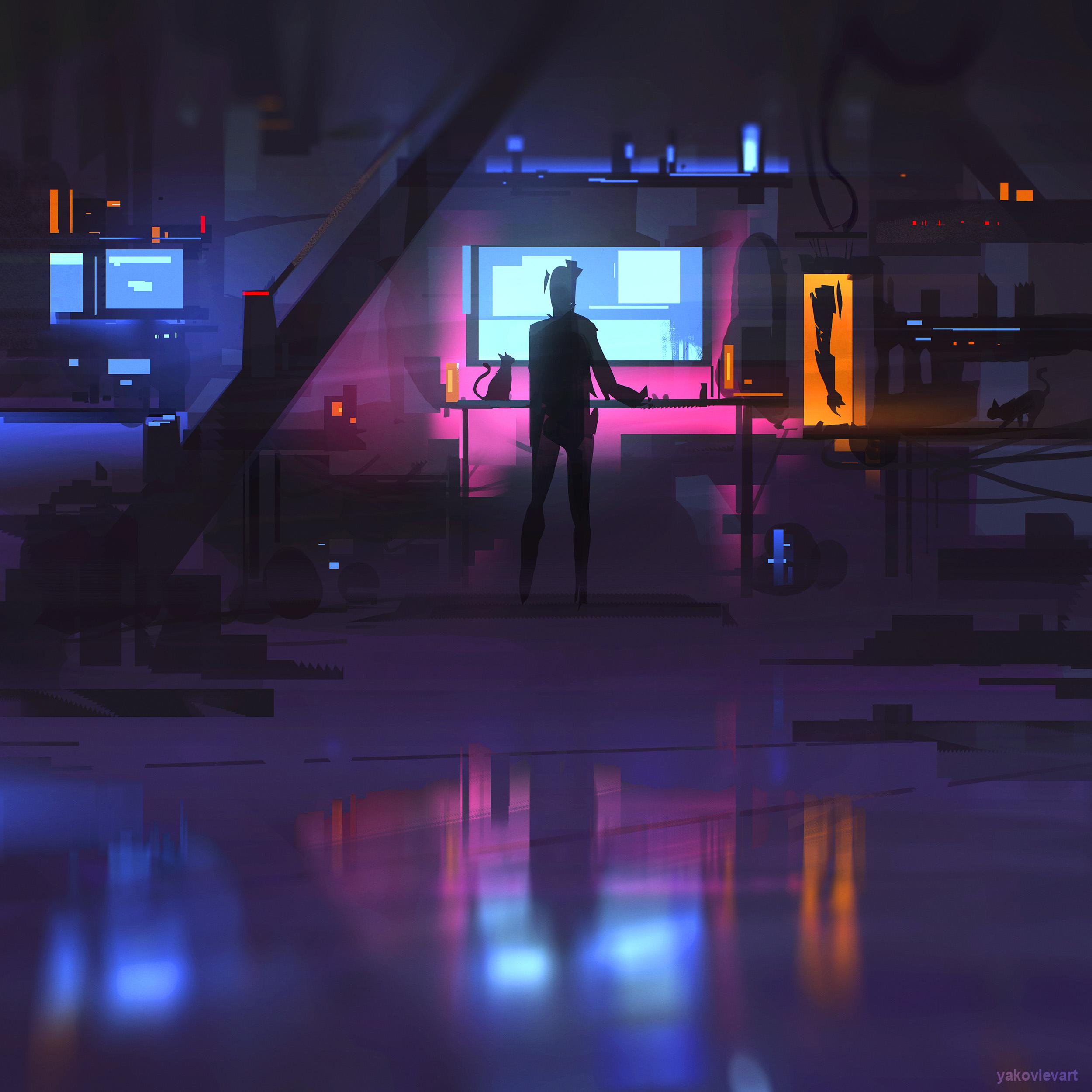 Sci fi Office