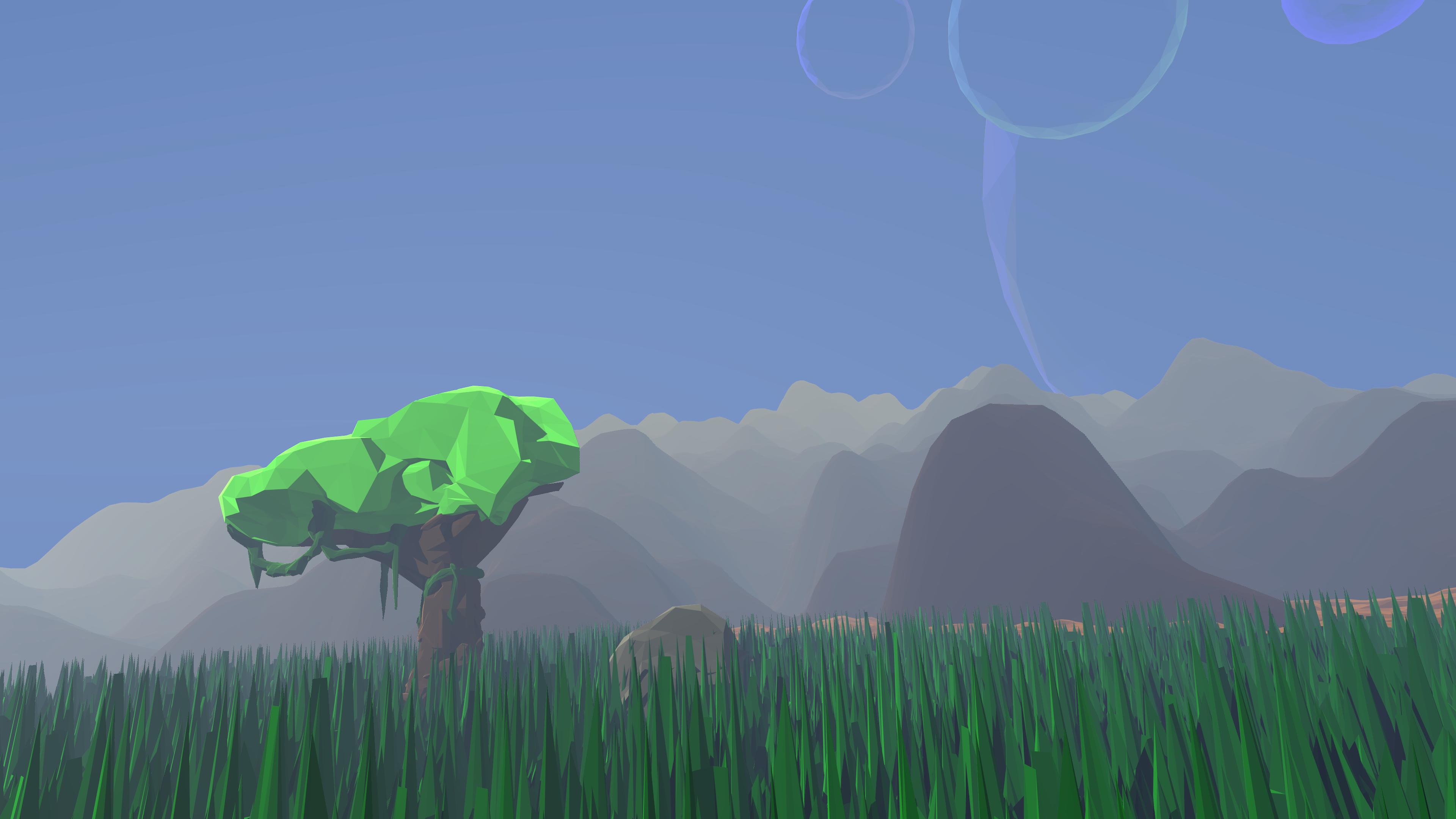 Tree Scenery