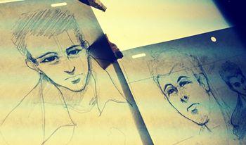 Scott Davis (character sketch)