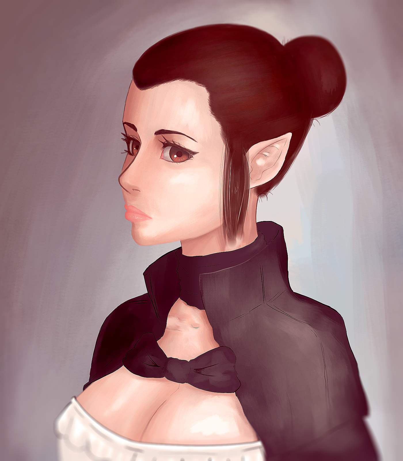 elf painting