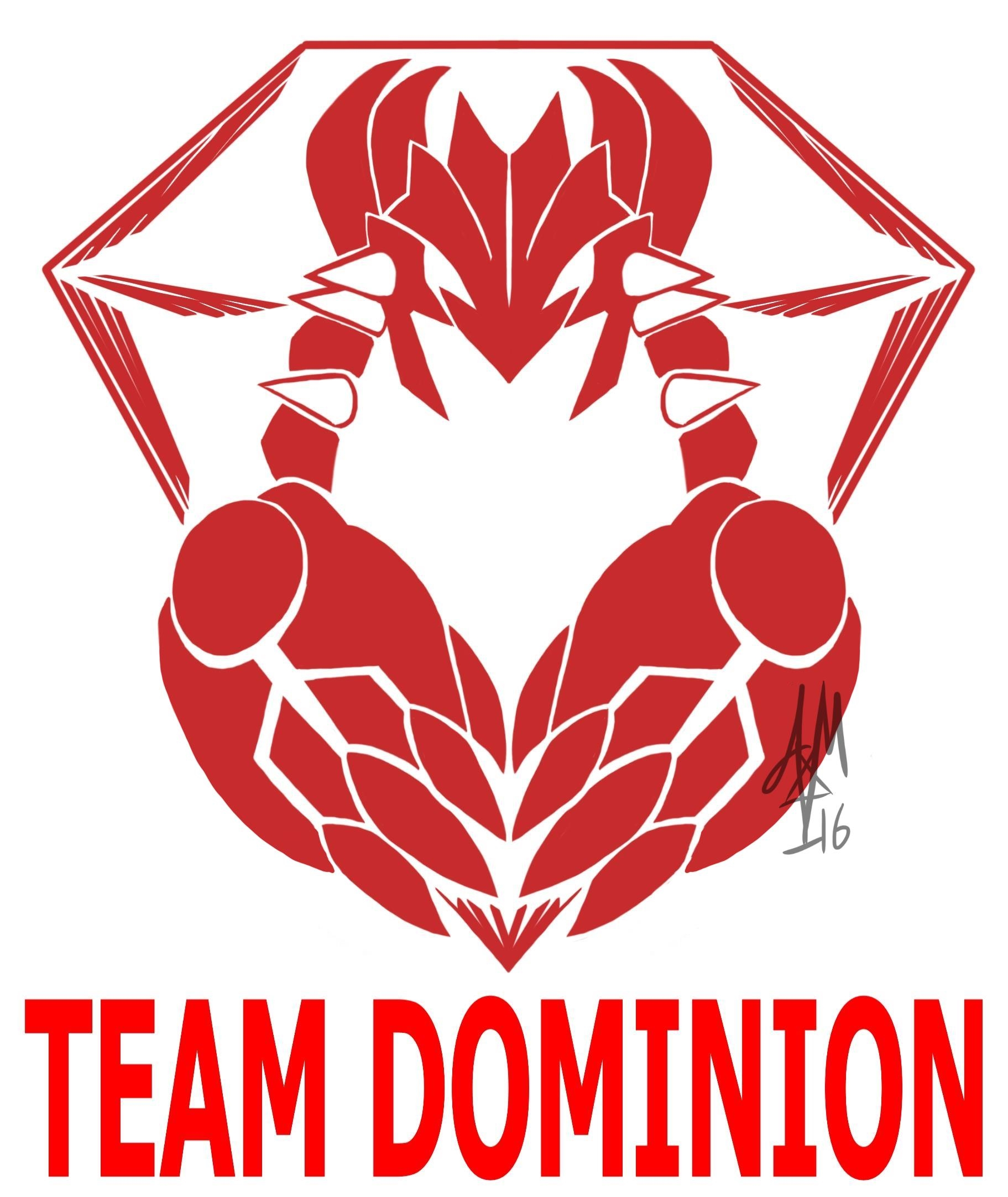 Team Dominion (White)