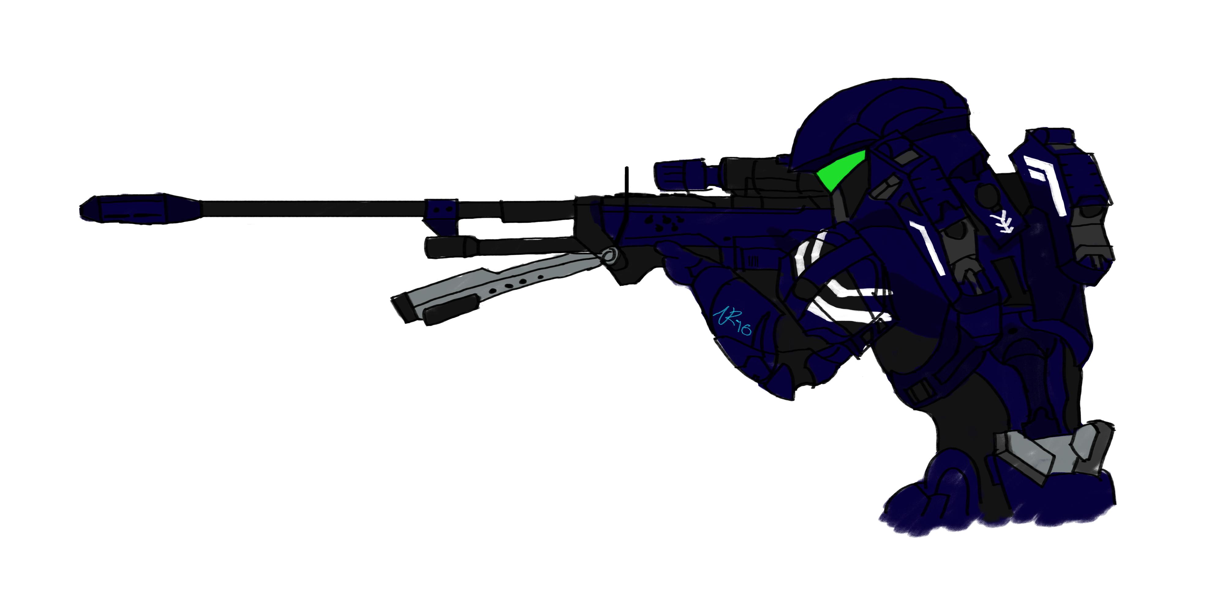 Halo 4- Spartan IV