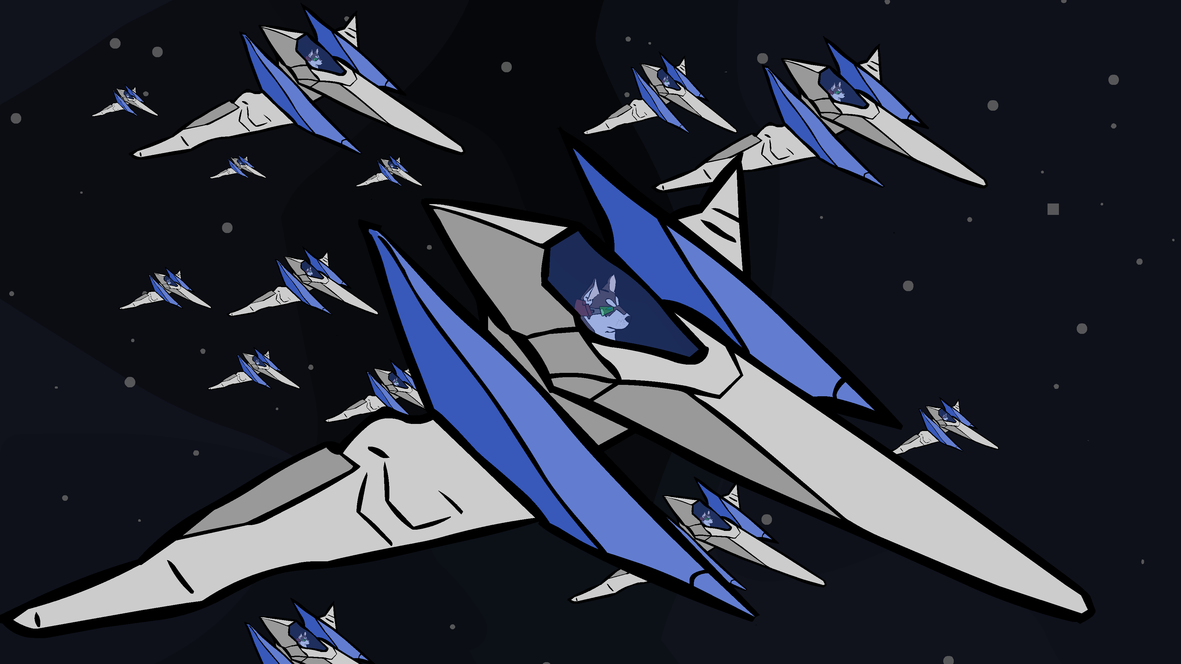 Star Huskie Fleet