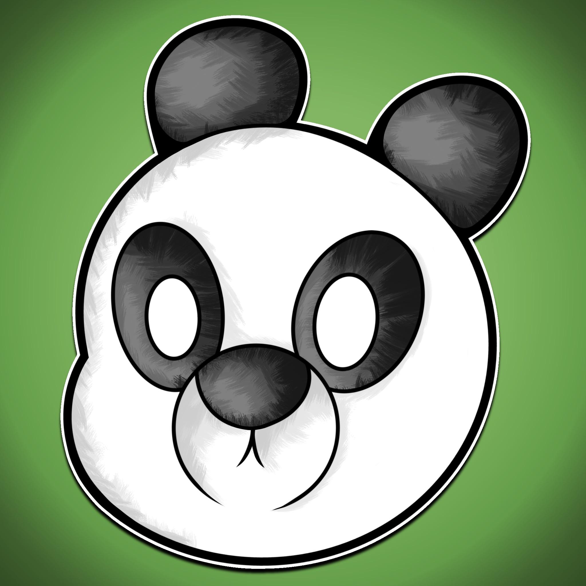 Panda Bear [Drawing] - 3/20/16