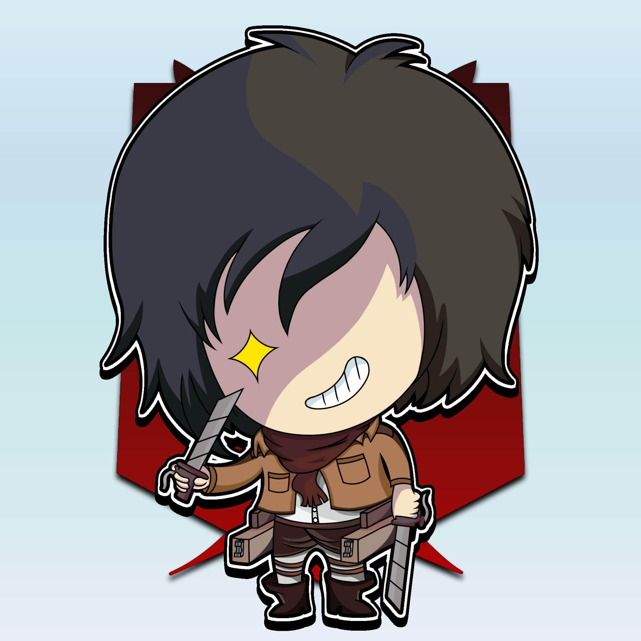 Mikasa Ackerman [Drawing] - 5/23/16