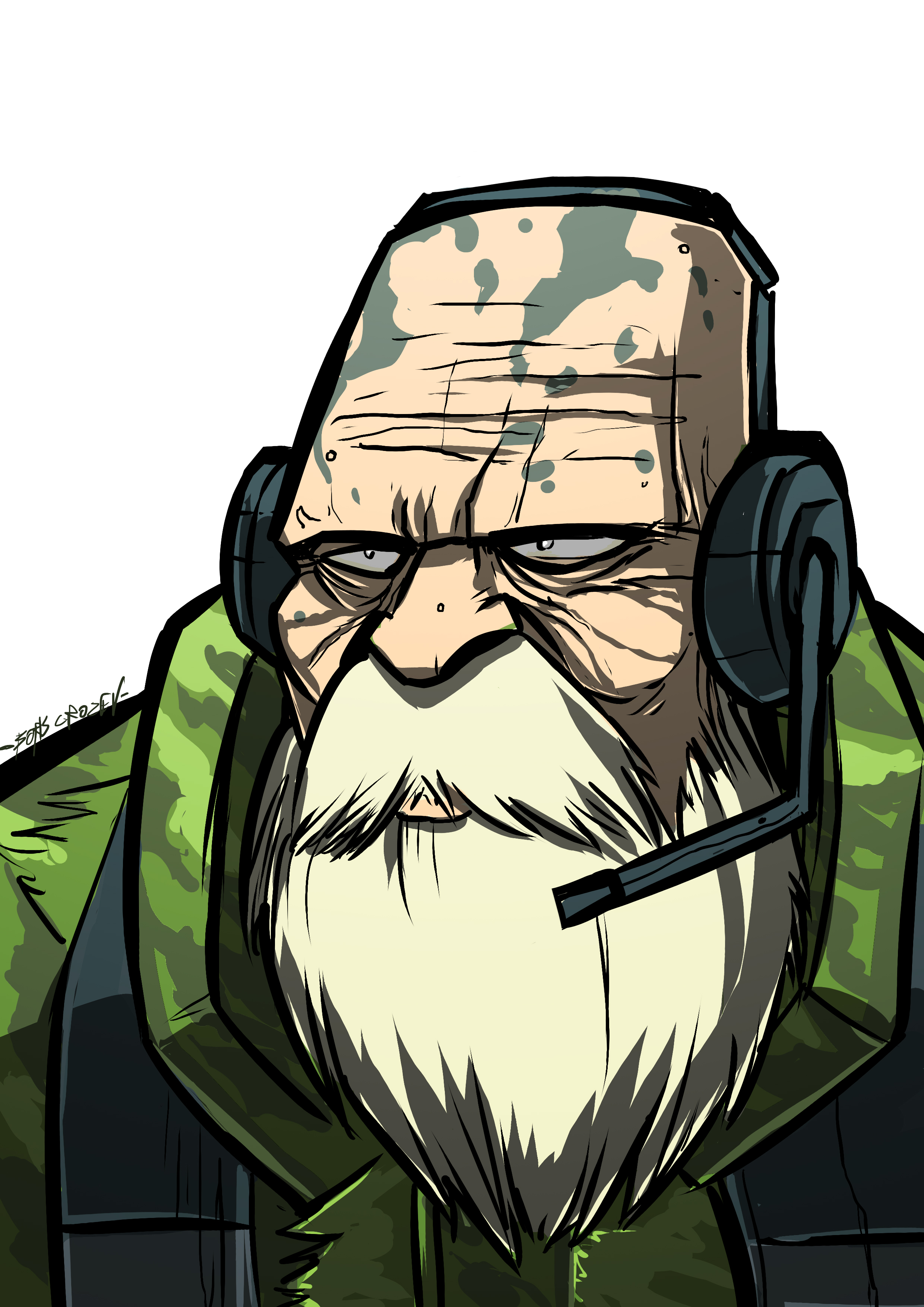 THE FATHER OF SNIPING