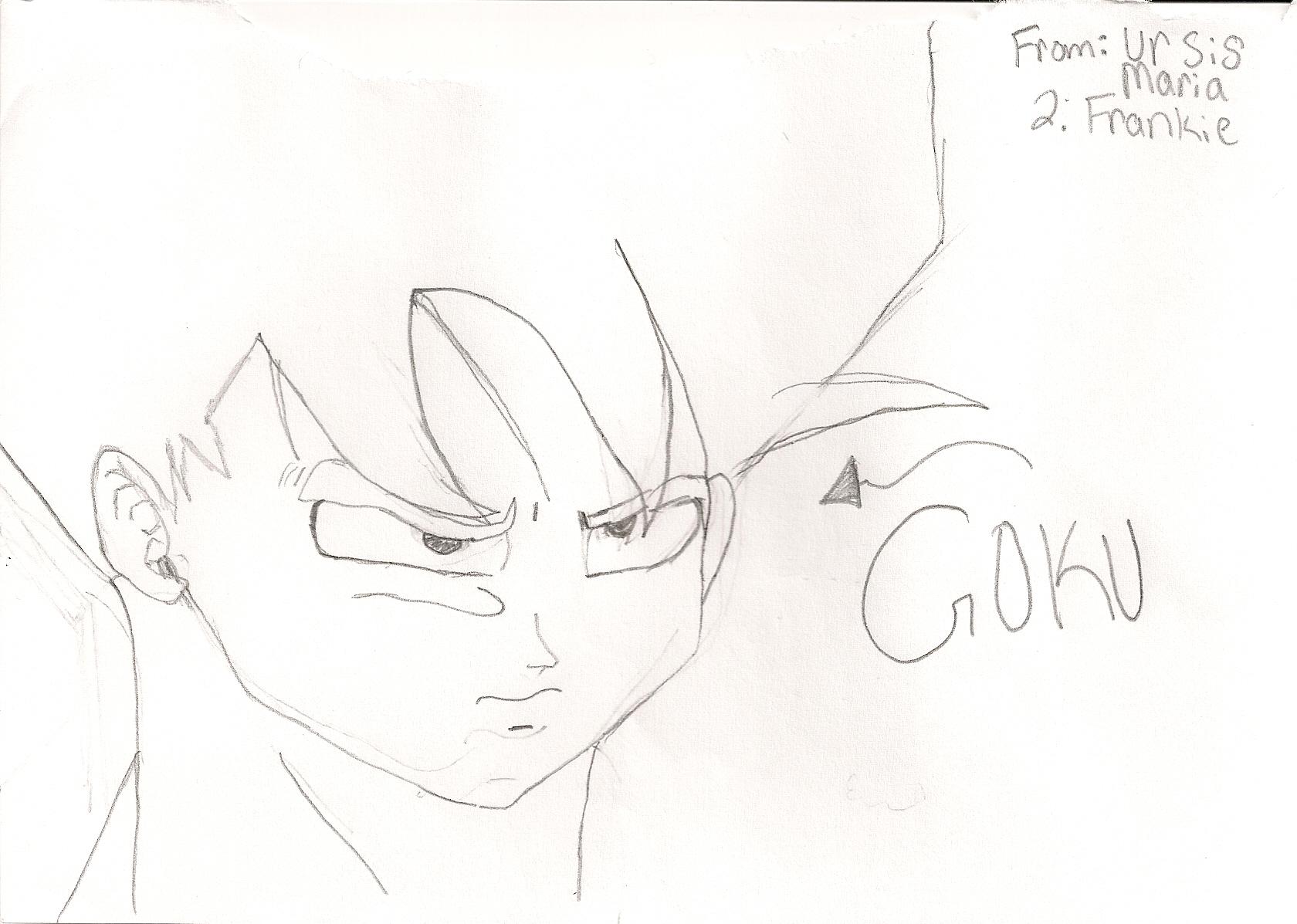 Goku Gift