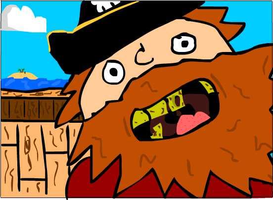 ARRR! Im a pirate
