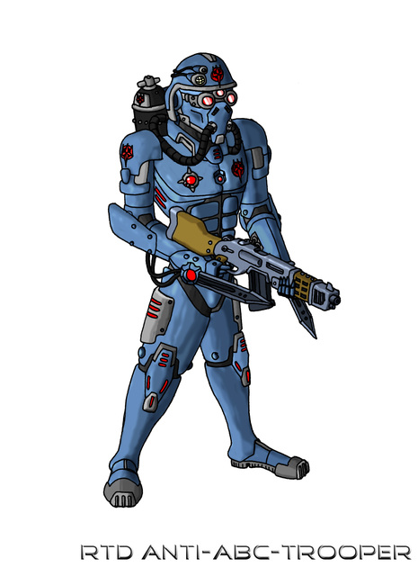 RTD Anti-Radiation Trooper
