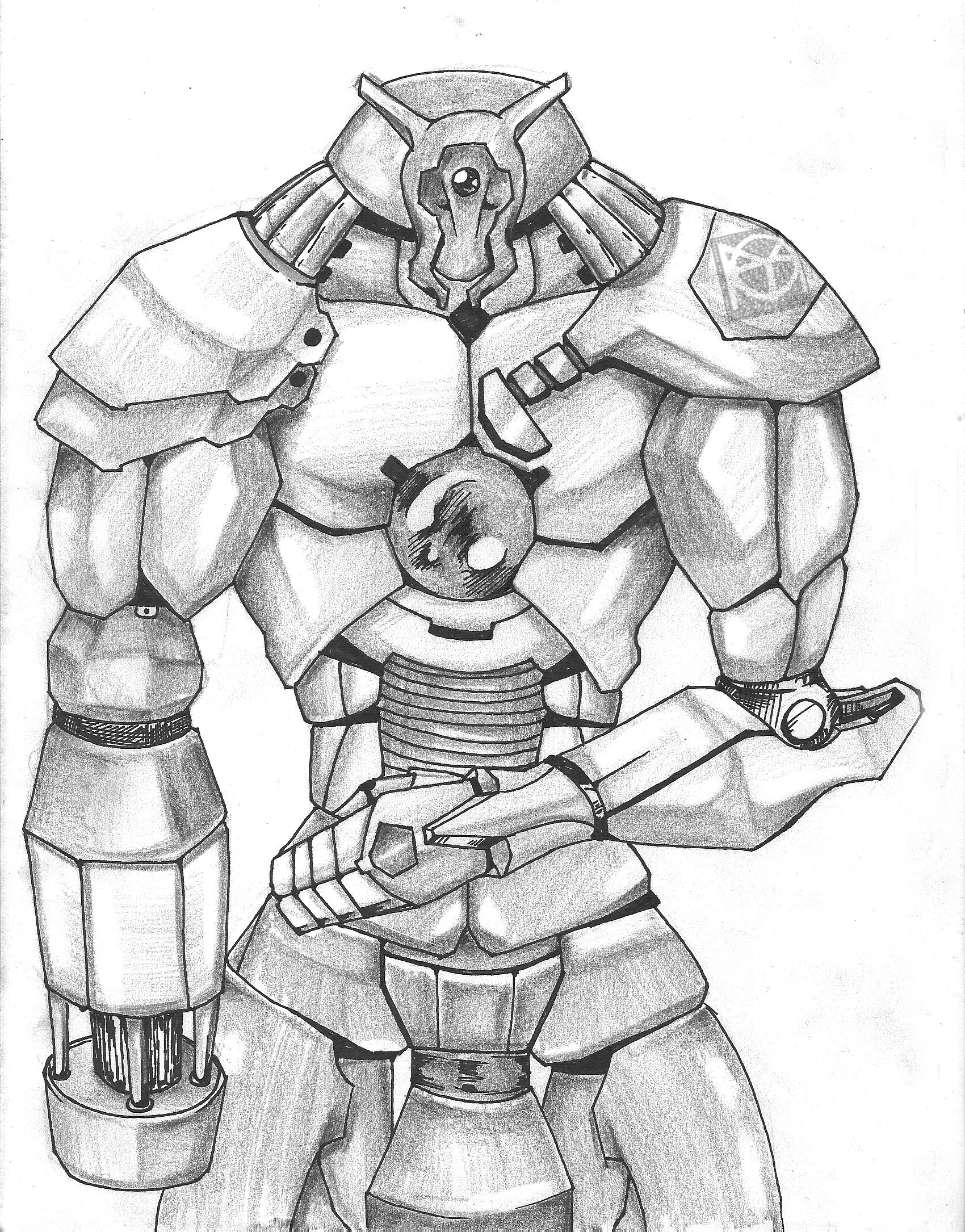 Droid/Mech