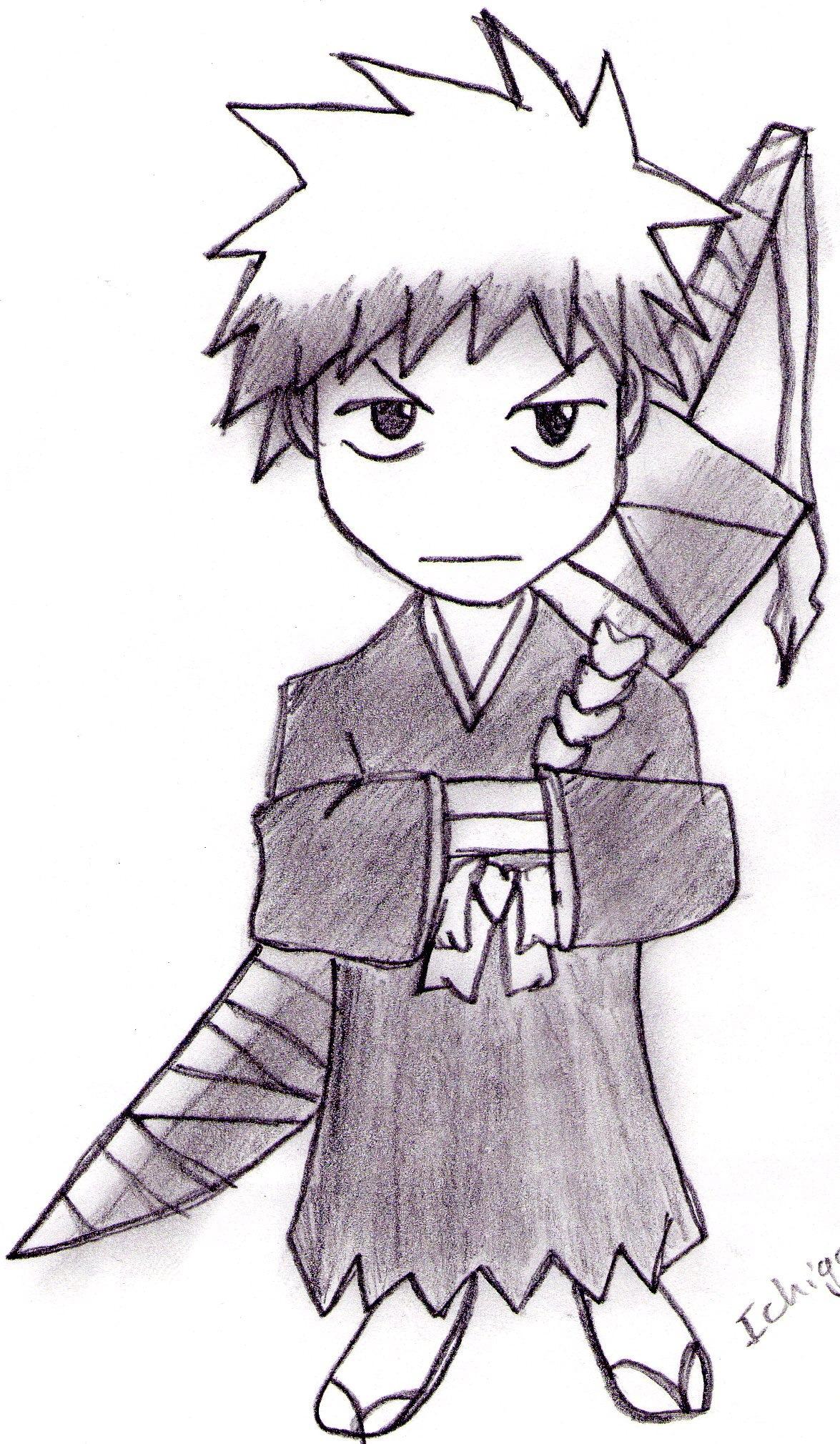 Chibi ichigo