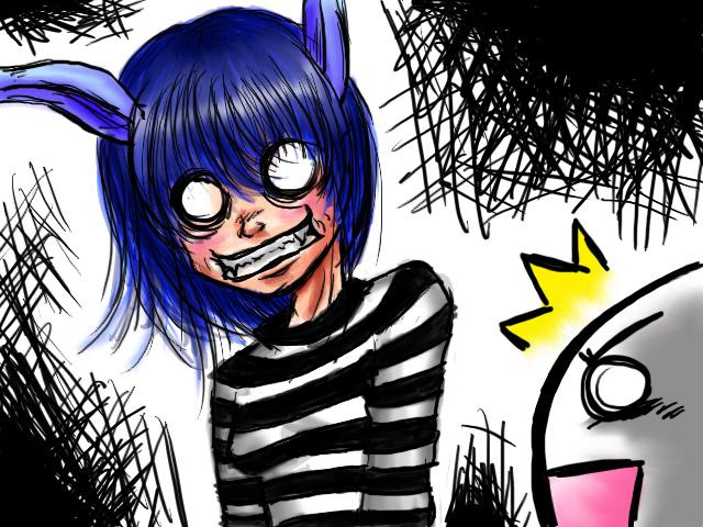 Aoi the Bunny Demon