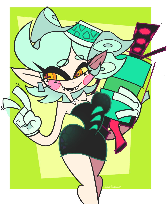 Squid sister Marie