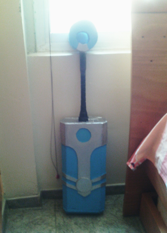 ekko sword cosplay