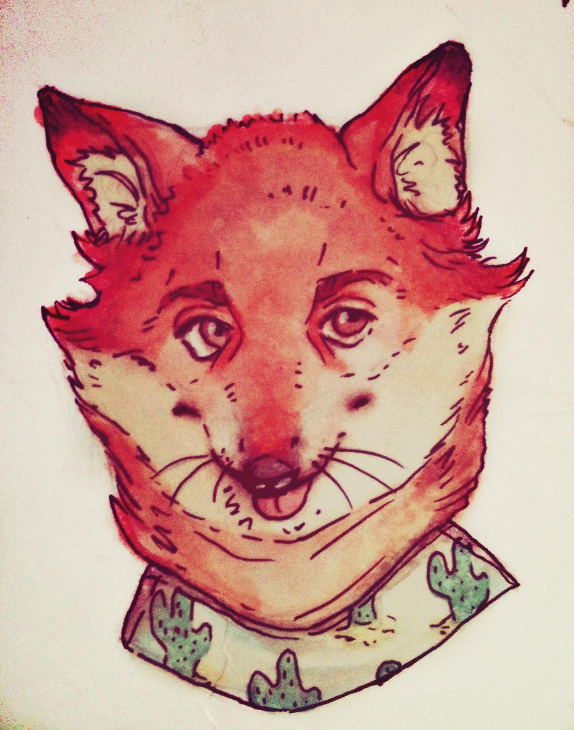 FoxInSocks