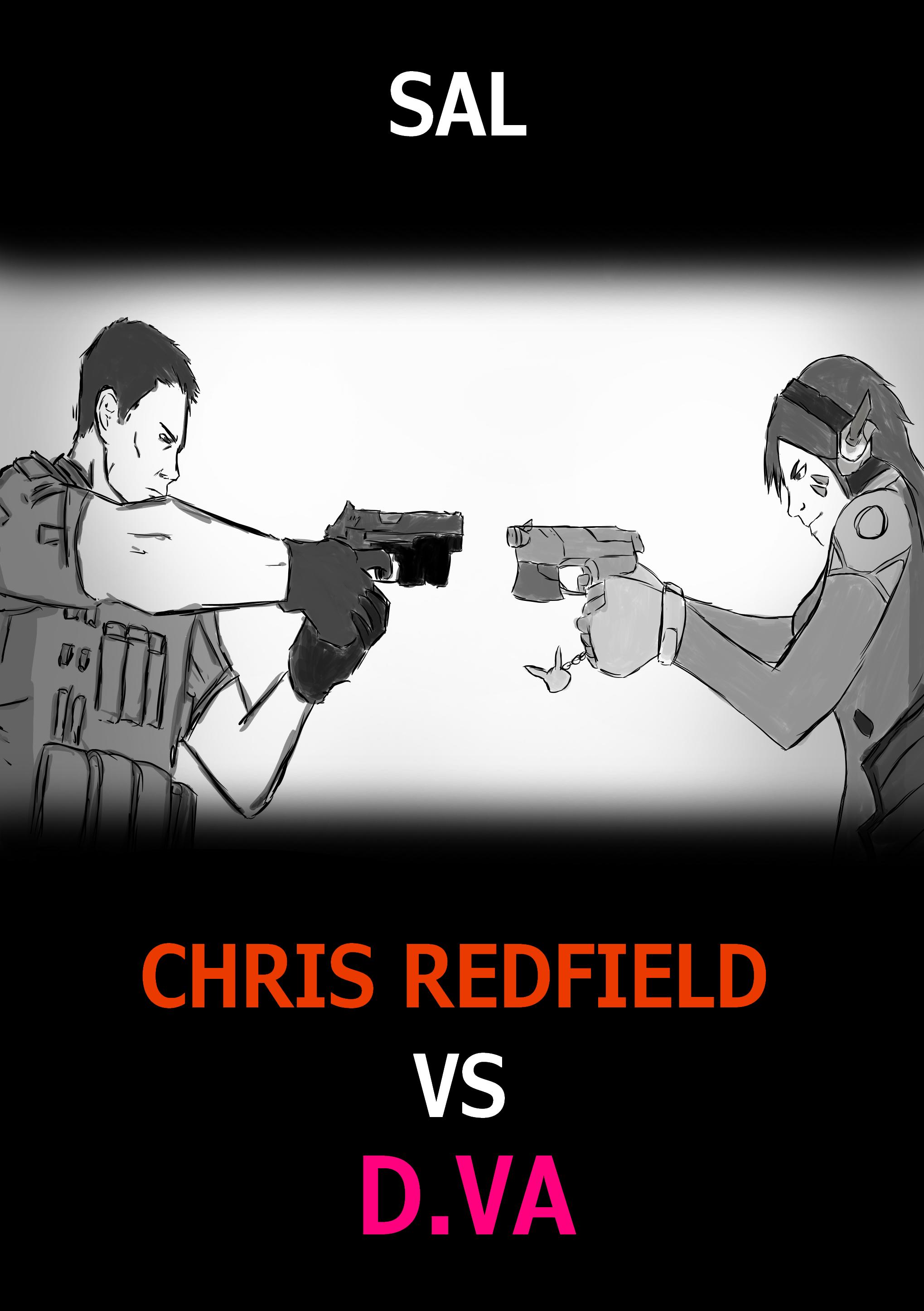Chris vs D.VA