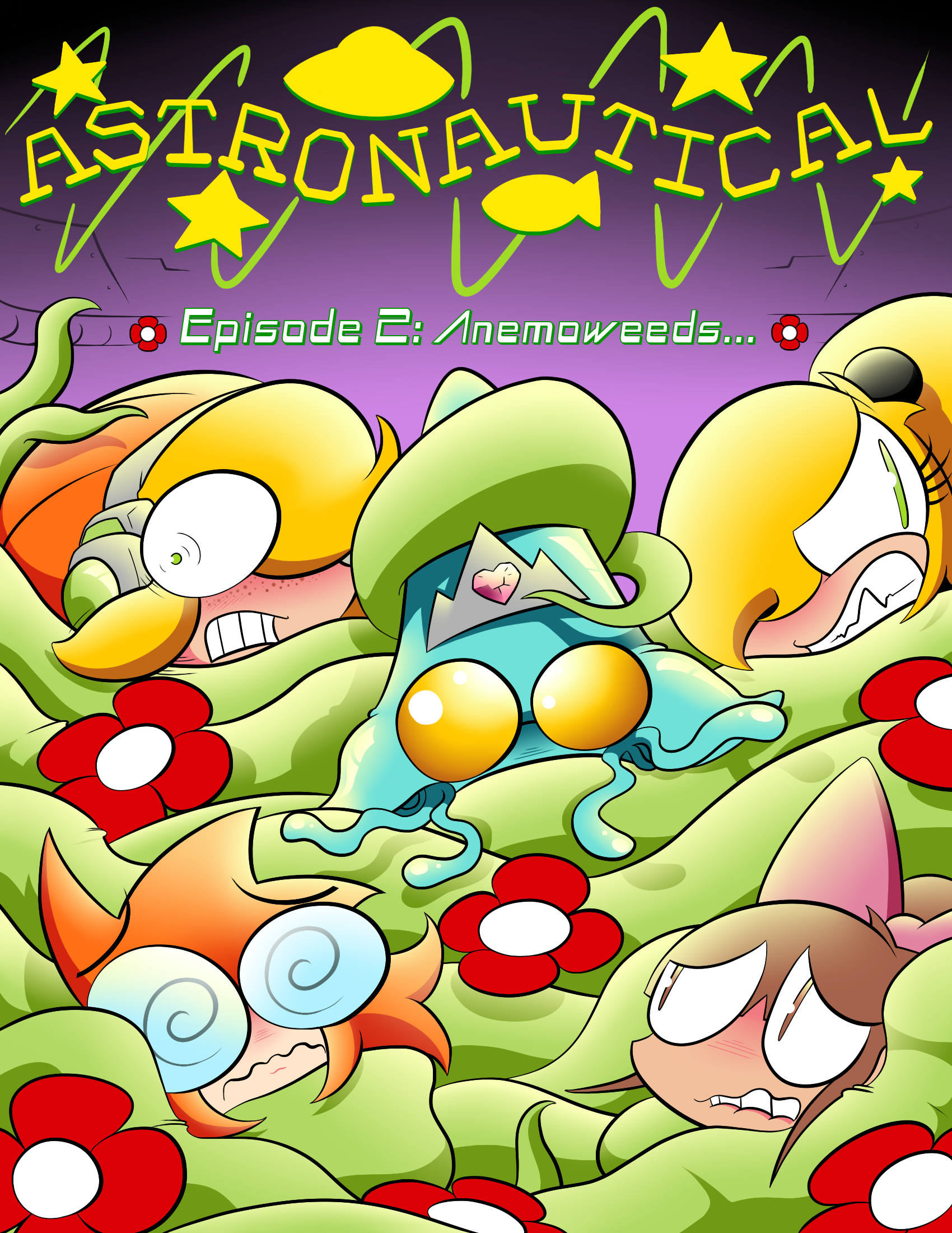 Astronautical Episode 2 Cover Revamp