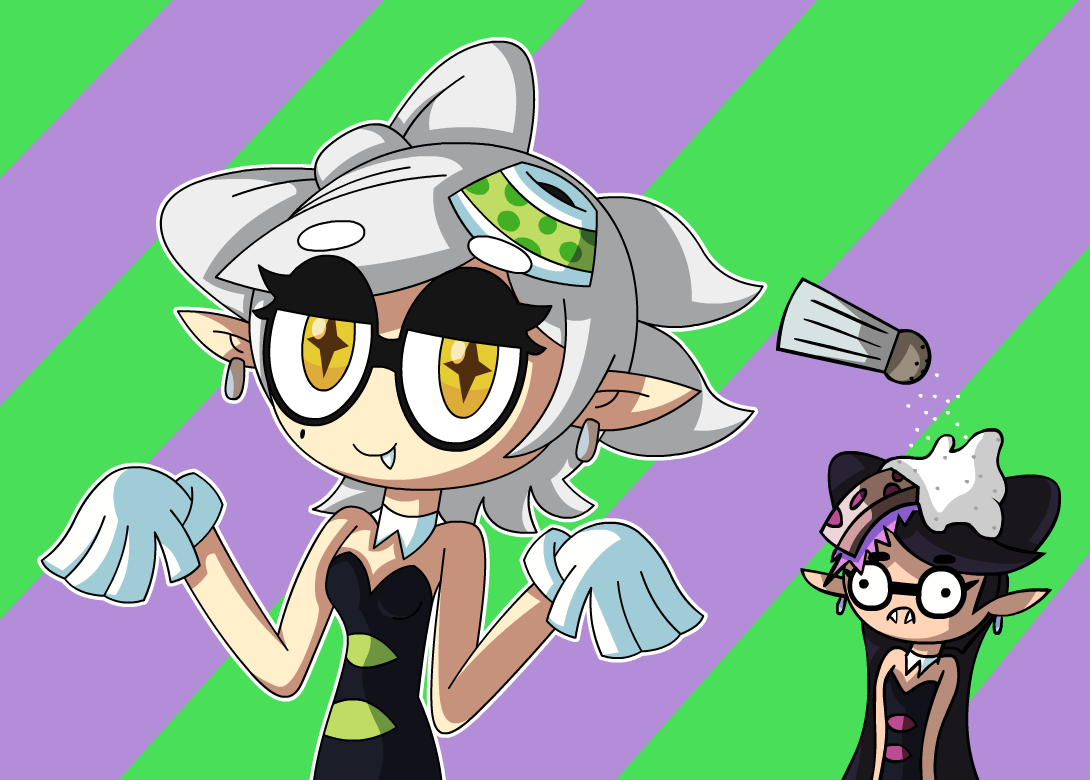 Splatoon | Squid sisters
