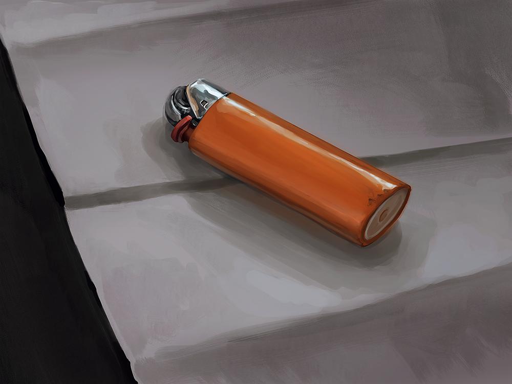 My Lighter