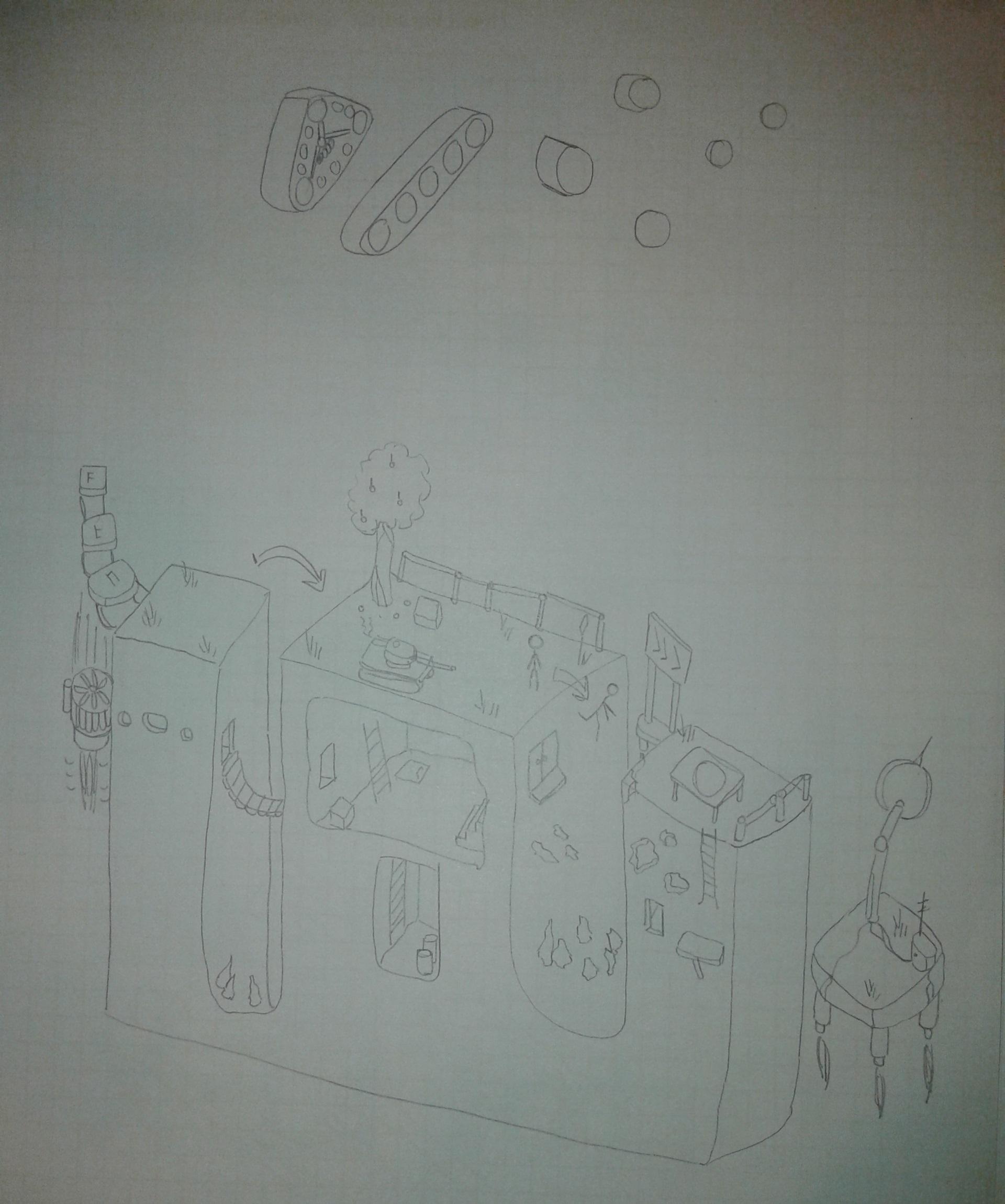 Lousy sketch