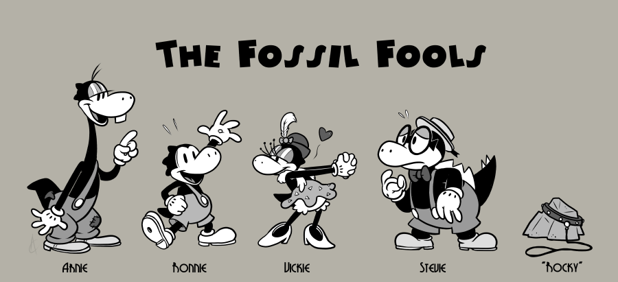 Toonsday - The Fossil Fools
