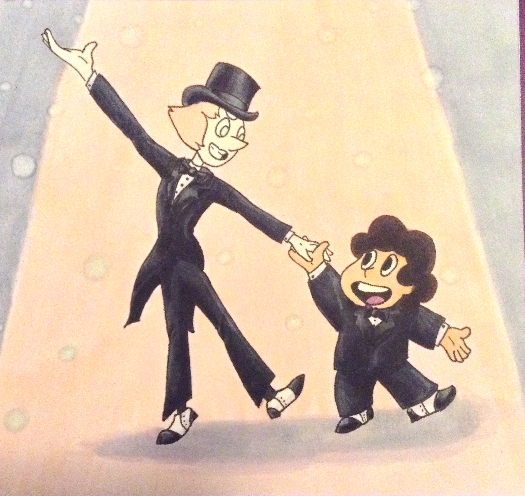 Pearl in a Tux