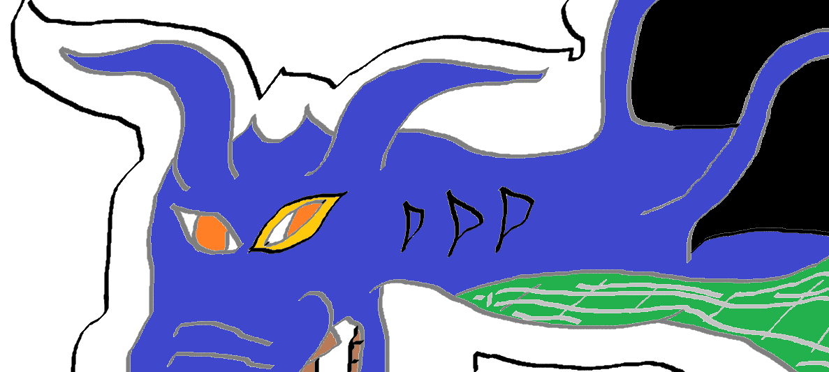 The Neon Dragon