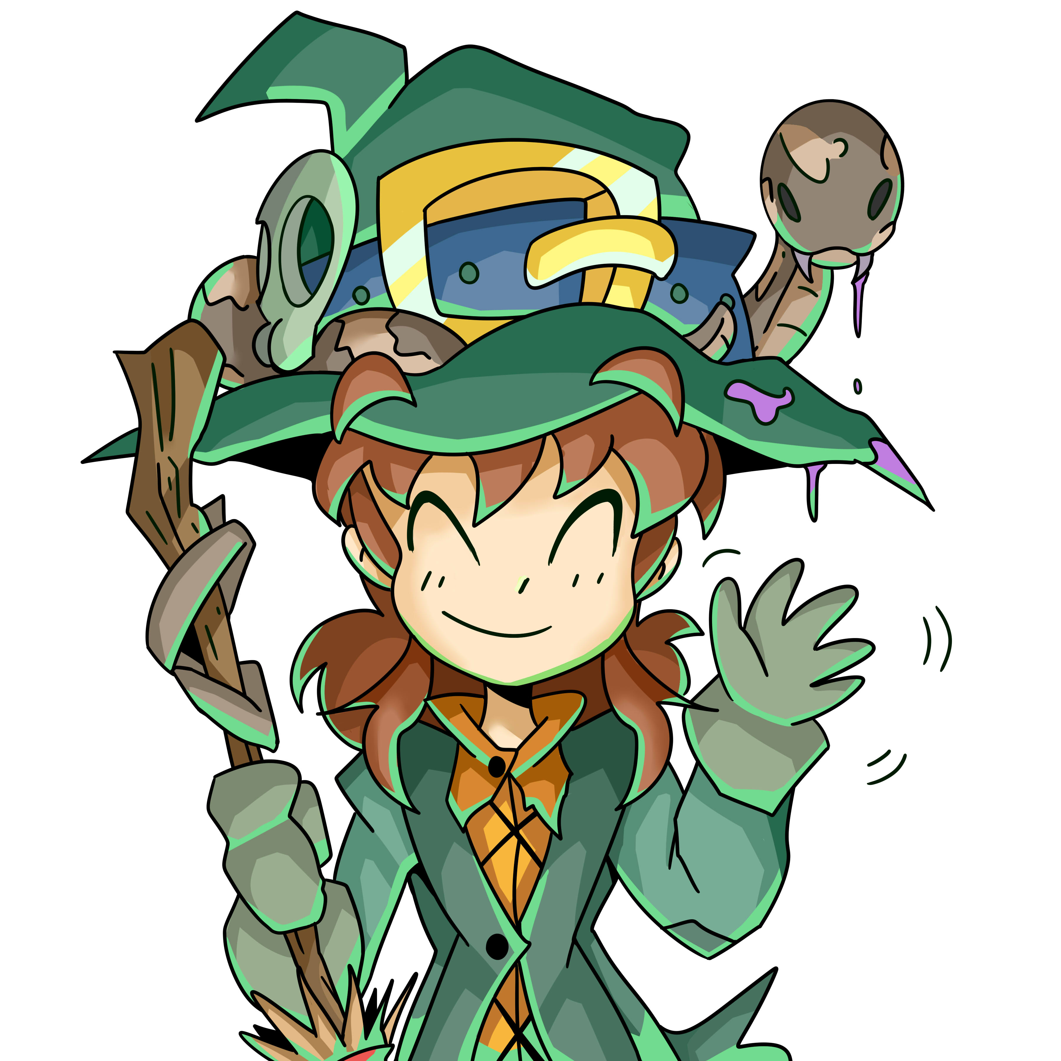 Witchy v2