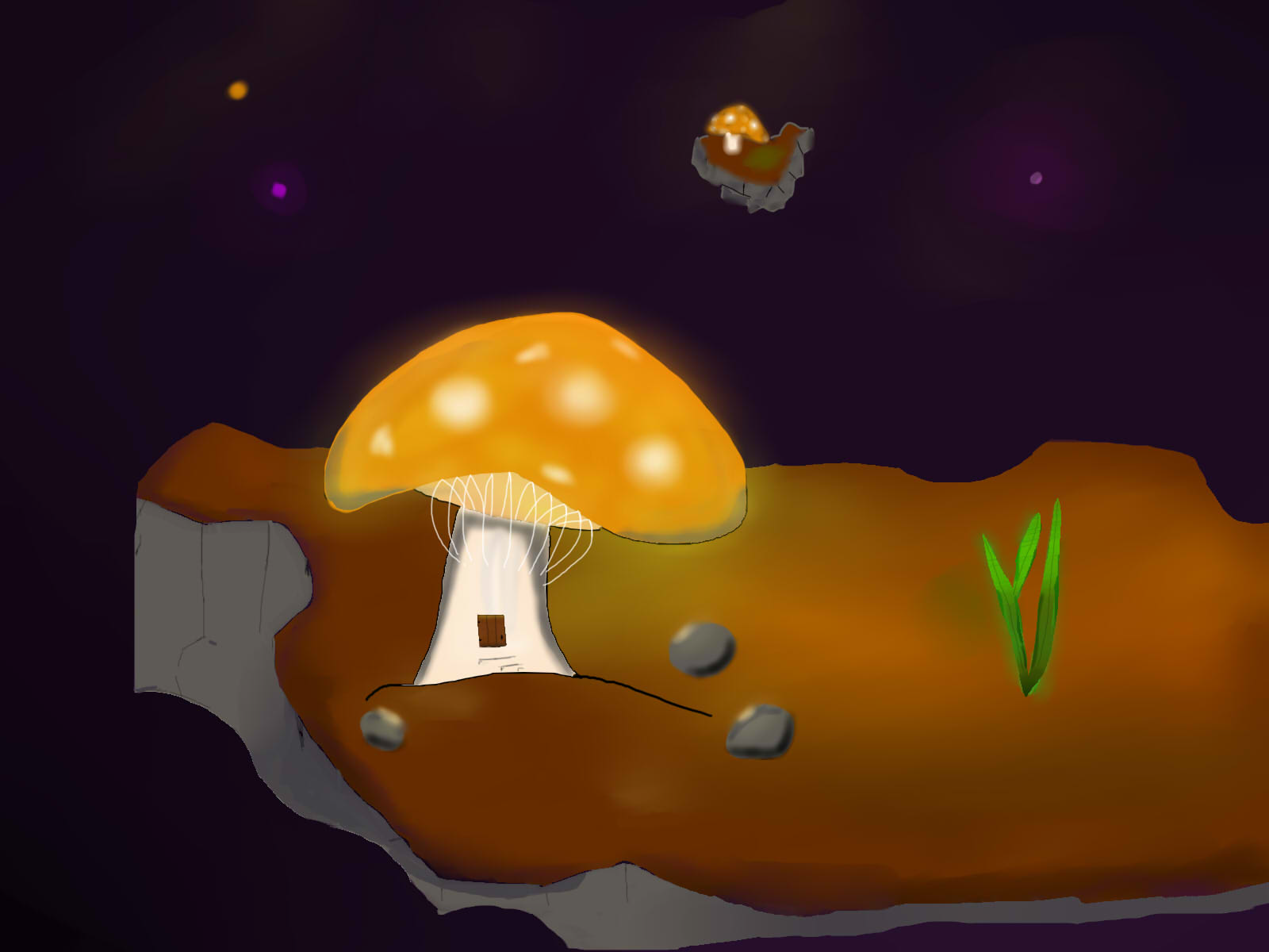 The mushroomman