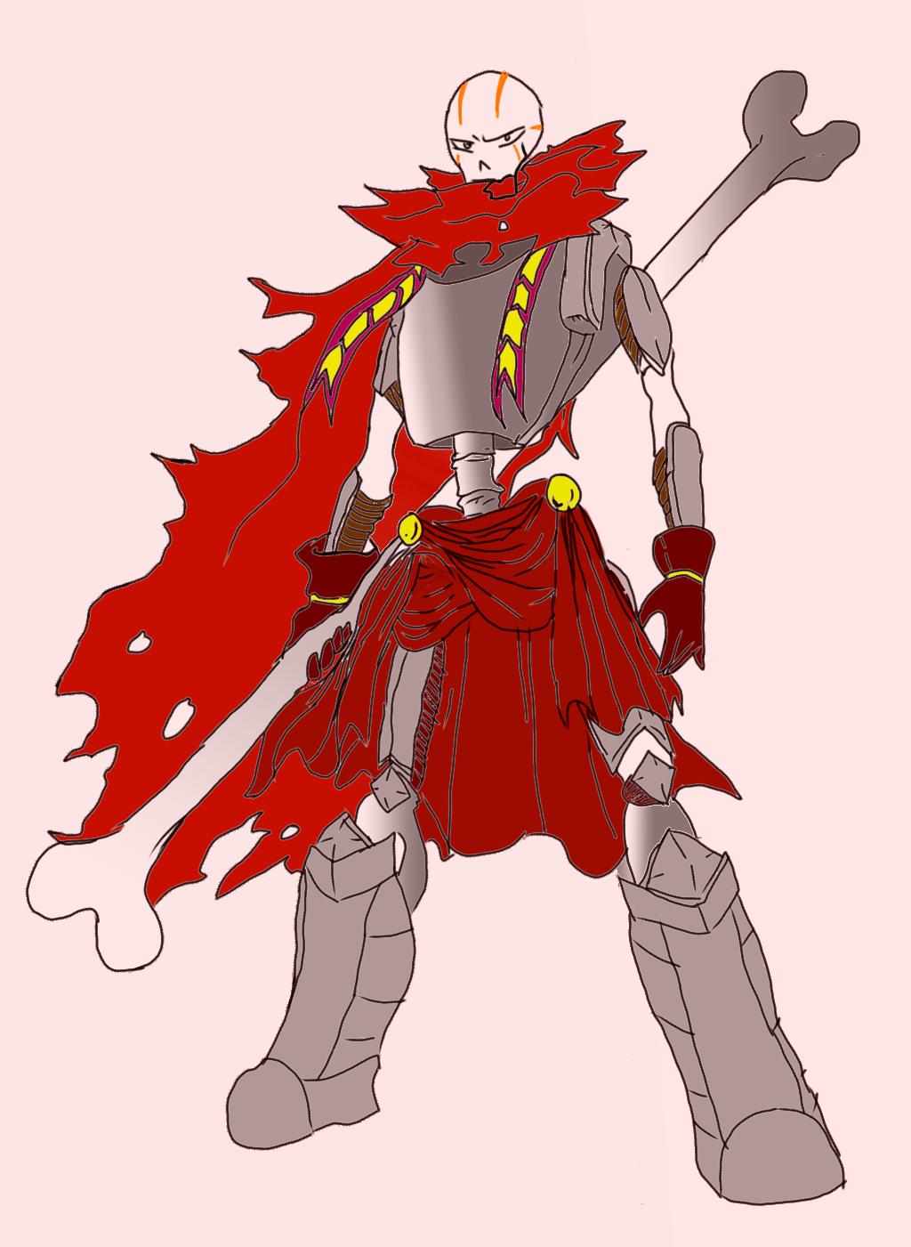 Royal Guard Papyrus