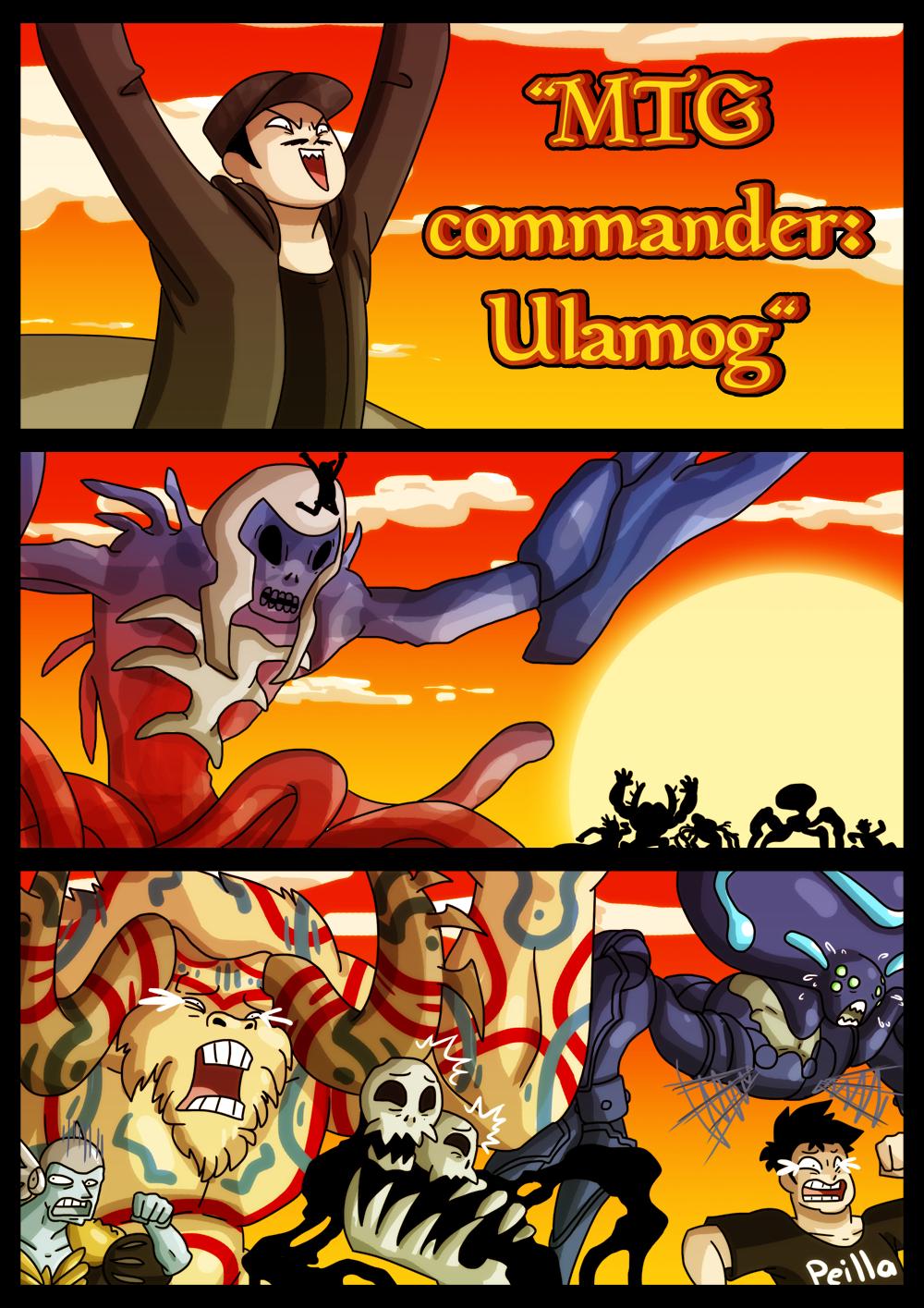 colorless commander: ulamog