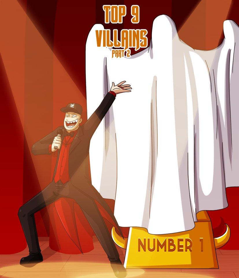 top 9 villains part 2