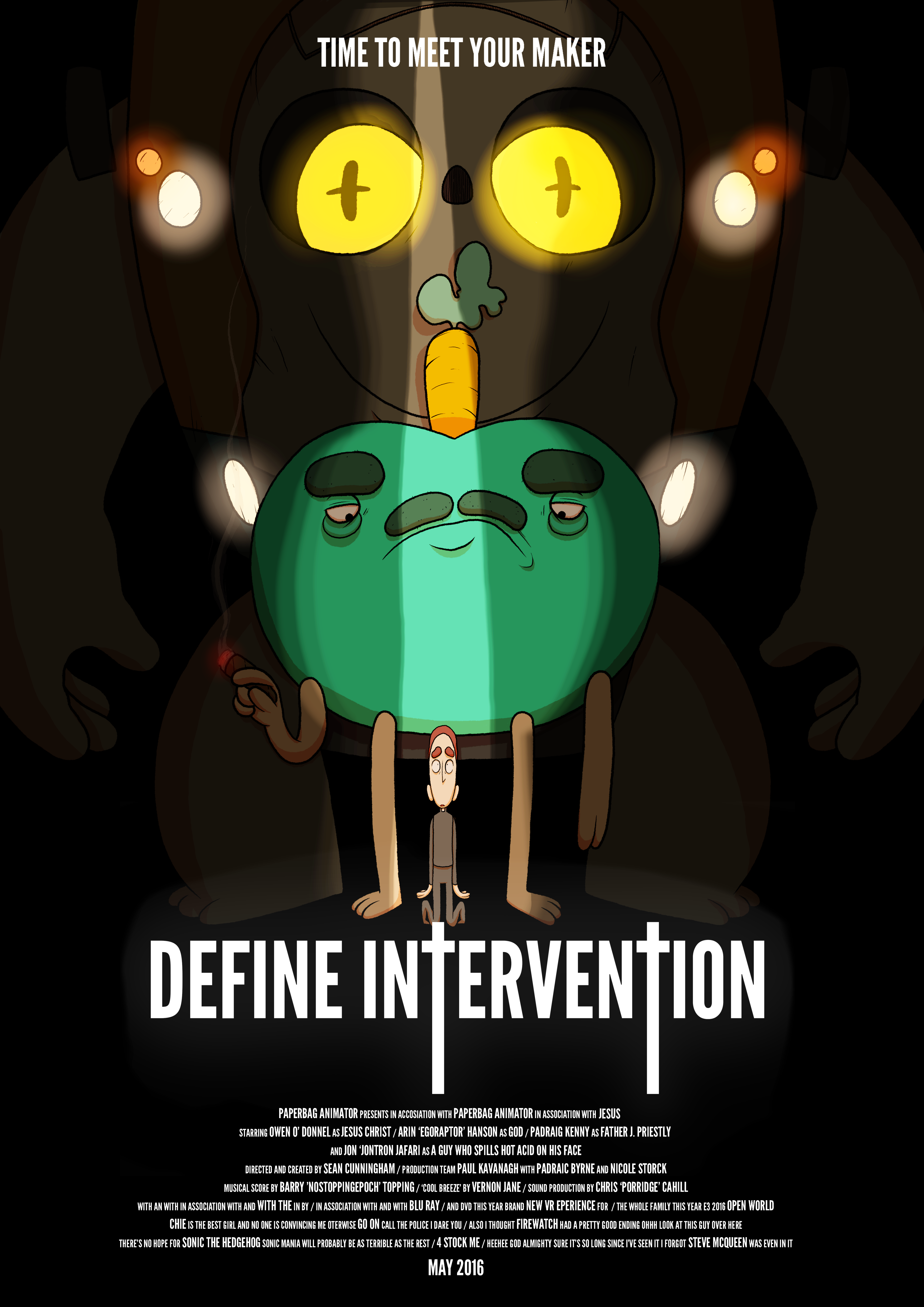 Define Intervention Poster