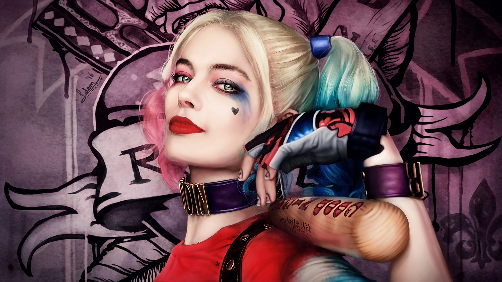 Harley Quinn - Suicide Squad - Fan Art