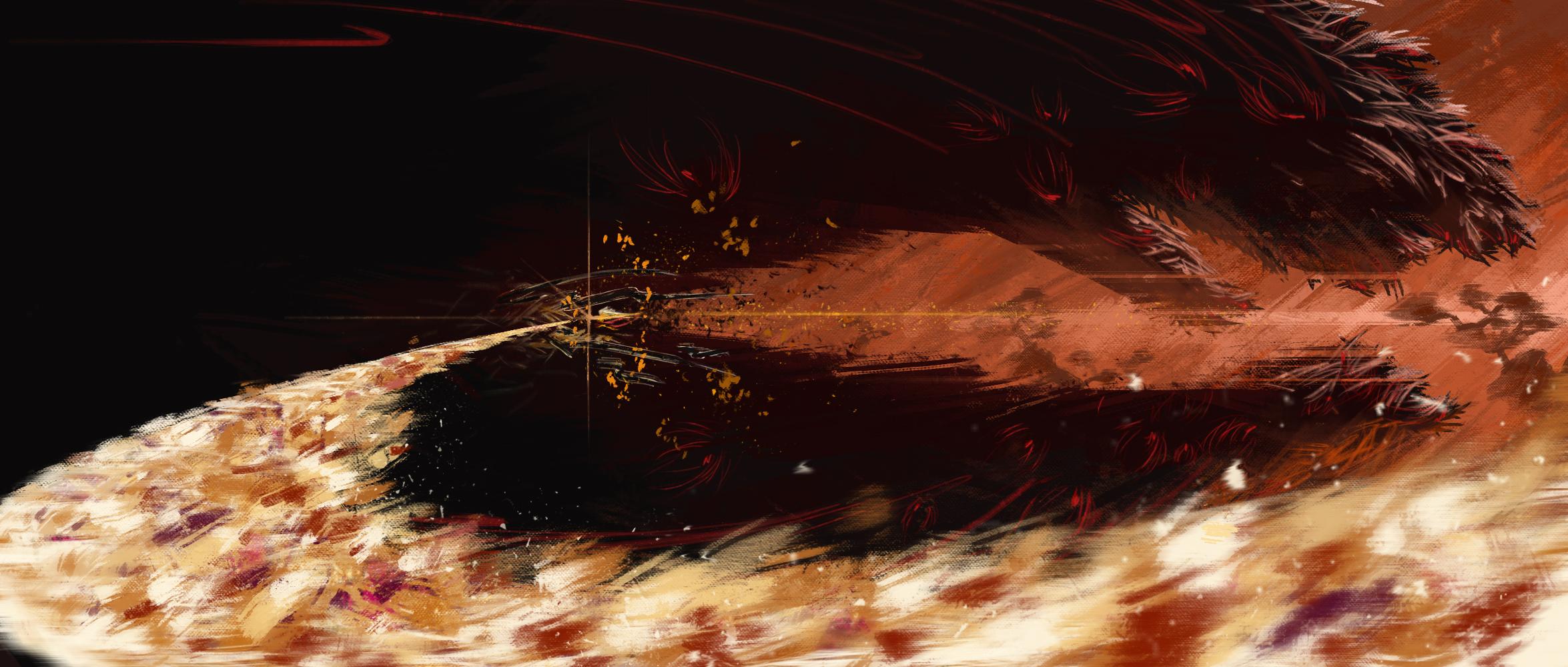 Mononoke Sliced