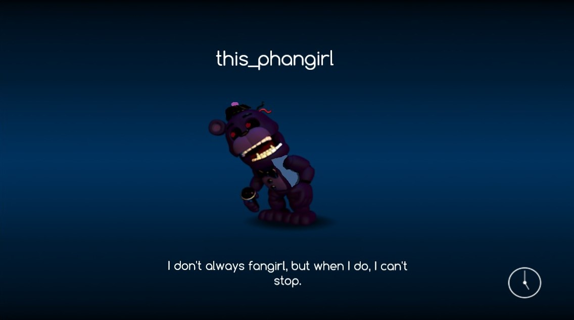 this_phangirl In FNAF World