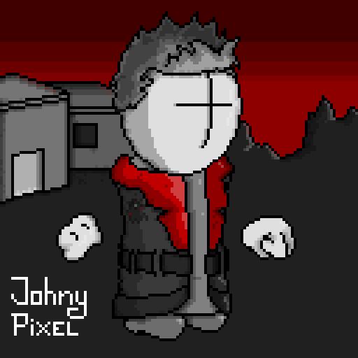JohnyPixel art